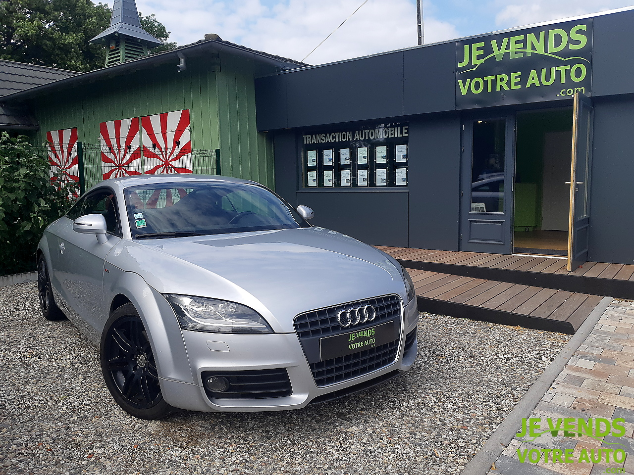 cote auto gratuite audi tt coup 1 8 tfsi 160 s line 2010 9 cv 10127402. Black Bedroom Furniture Sets. Home Design Ideas