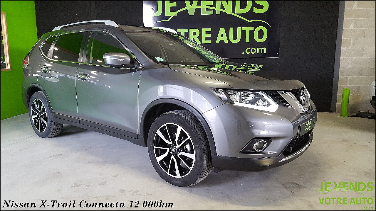 voiture nissan x trail 1 6 dci 130 5pl n connecta 2017 occasion diesel 2017 6500 km. Black Bedroom Furniture Sets. Home Design Ideas
