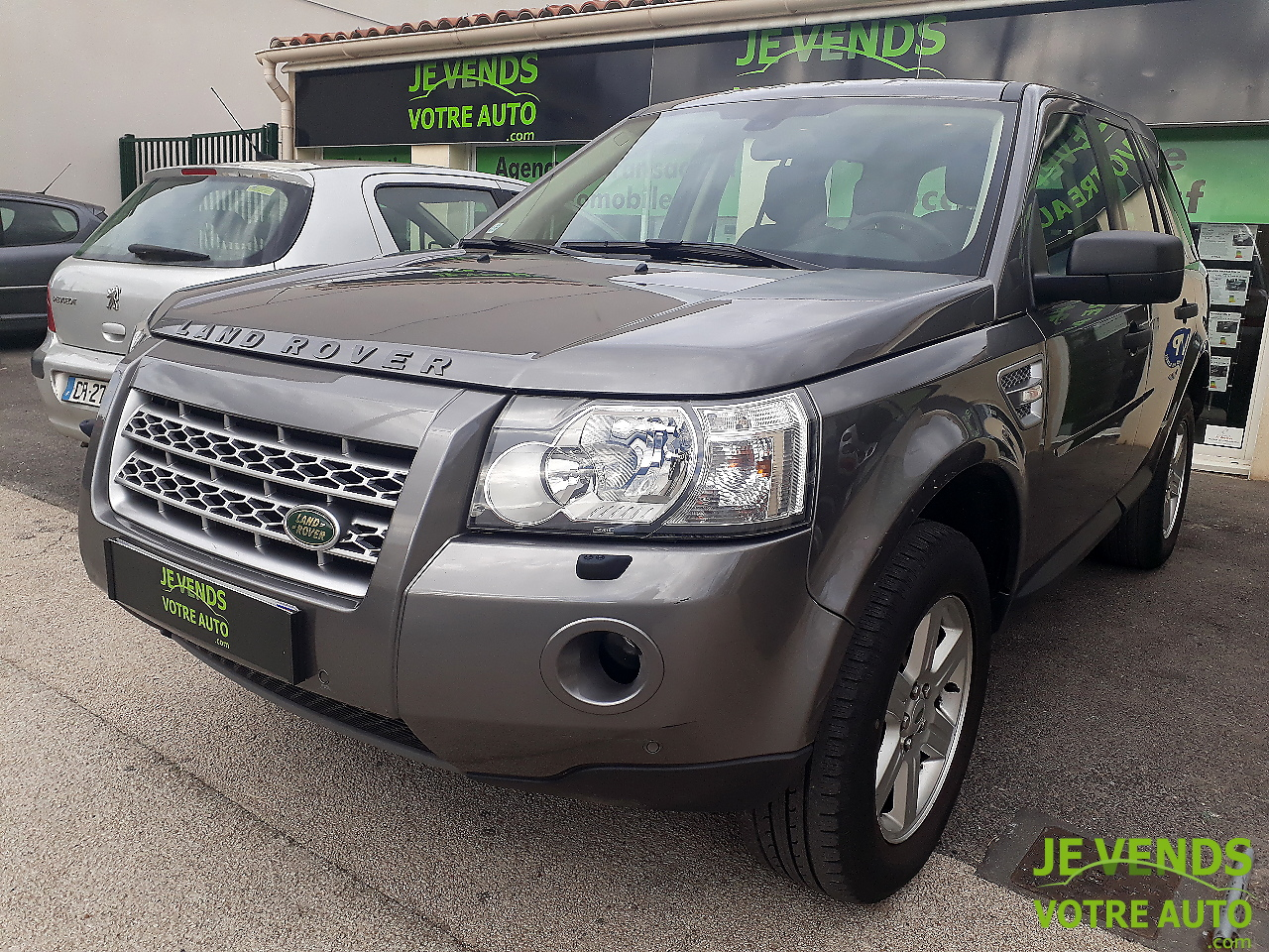 voiture land rover freelander td4 160cv xs bva6 111000kms. Black Bedroom Furniture Sets. Home Design Ideas