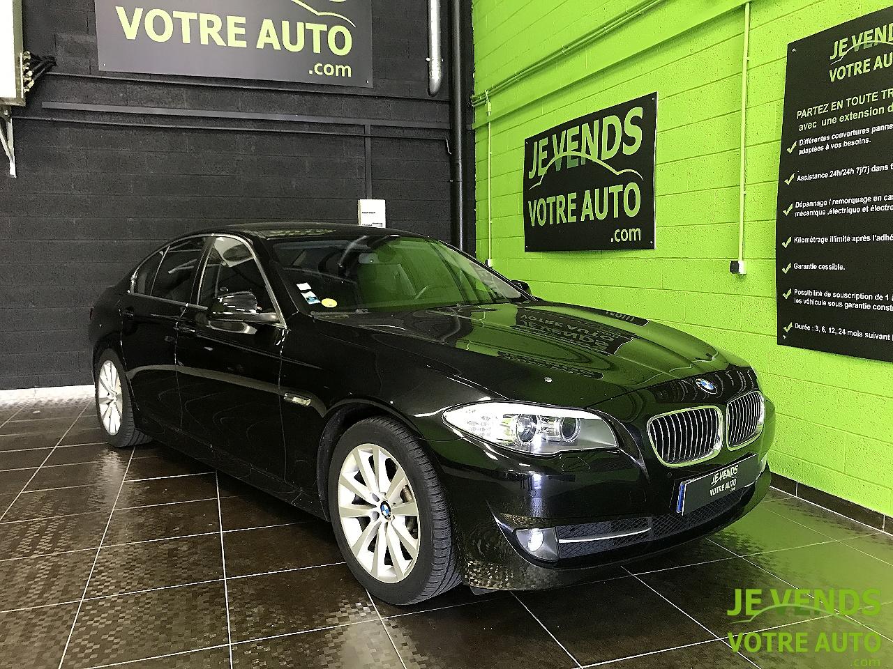 BMW Série 5 525 dA xDrive 218 ch Luxury 18000 67540 Ostwald