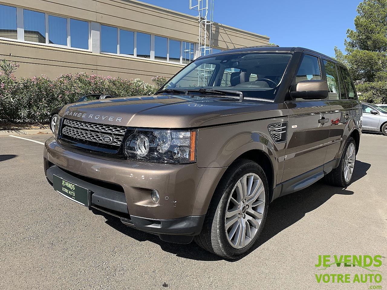 Land-Rover Range Rover SPORT HSE 3.0 SDV6 256 cv MOTEUR NEUF 2012 occasion Saint-Jean-de-Védas 34430